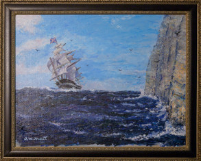 The Clipper Ships