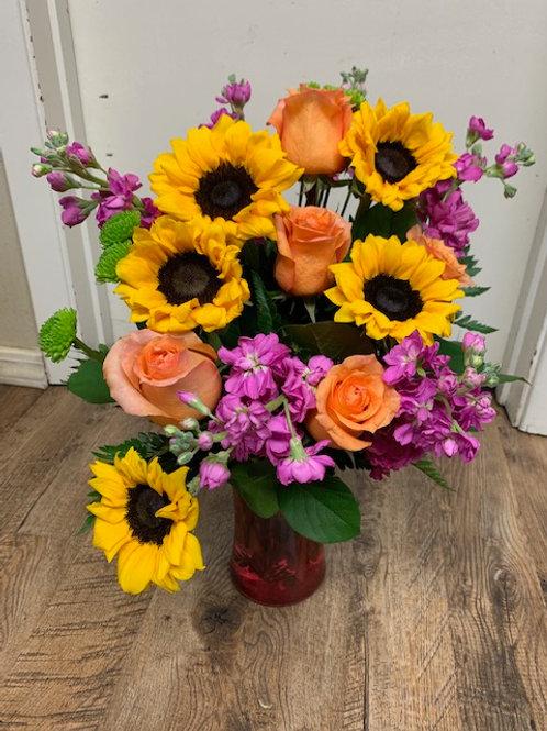 Mini Sunflowers Dream