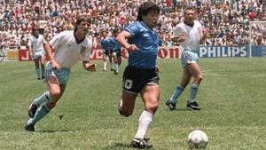 Building on strength; The Maradona Principle