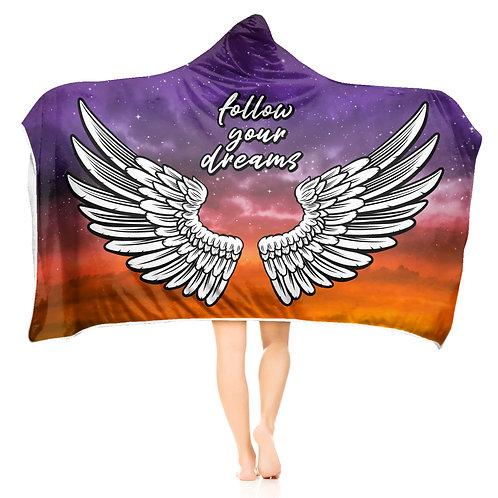Hooded Blanket HR03