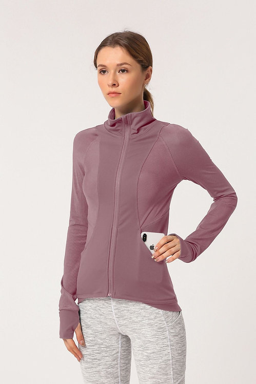 Jusper zipper Jacket 3 Color