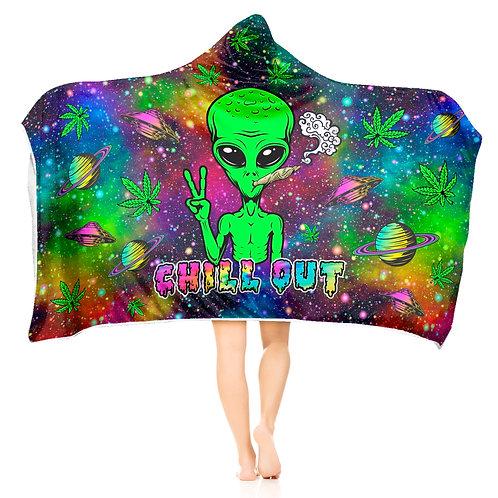 Hooded Blanket HR06