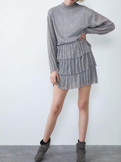 ZO silver dress