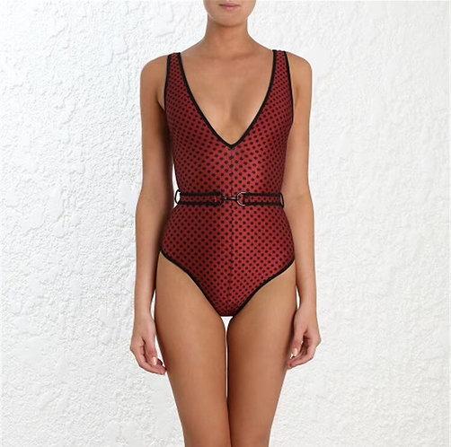 Ladybug Swimsuit