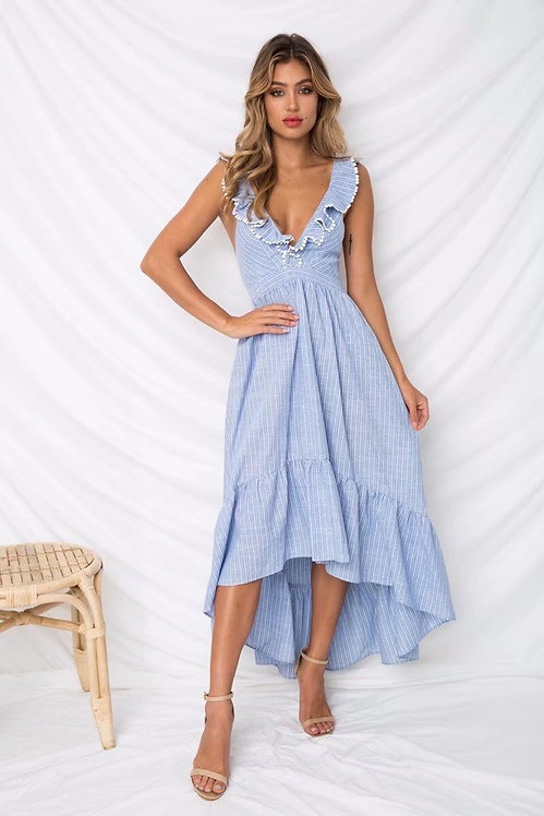 Sandal long Dress