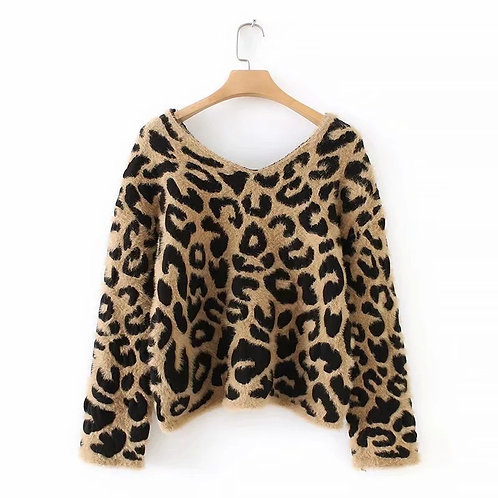 Leopard mood