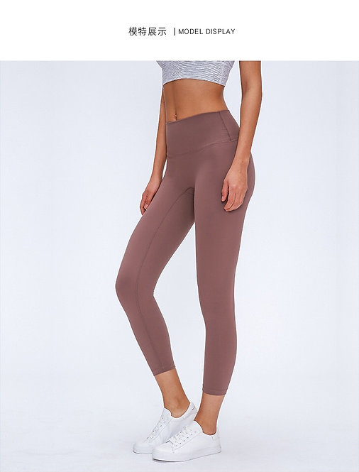 Crux High Waist Capri 3/4 4 Color