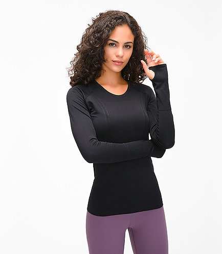 Haf Long Sleeves Top 5 Color