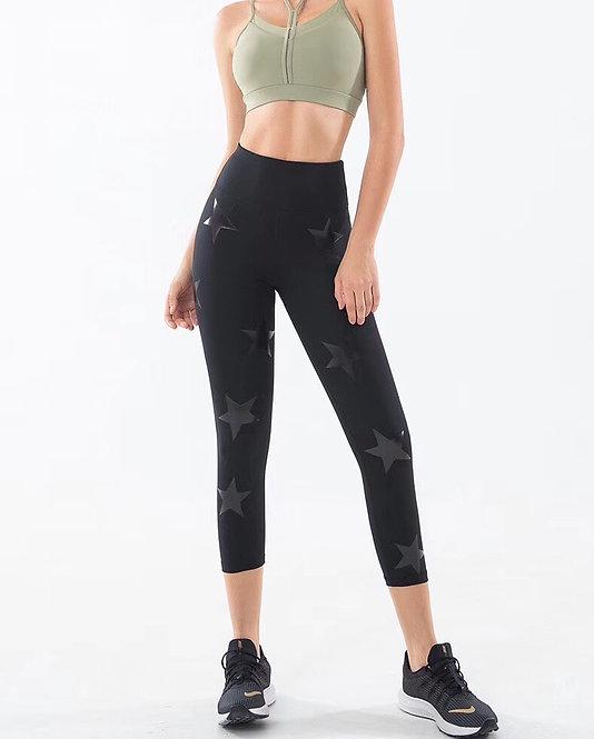 Star shine leggings