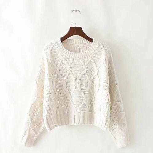 Bulk stripes sweater