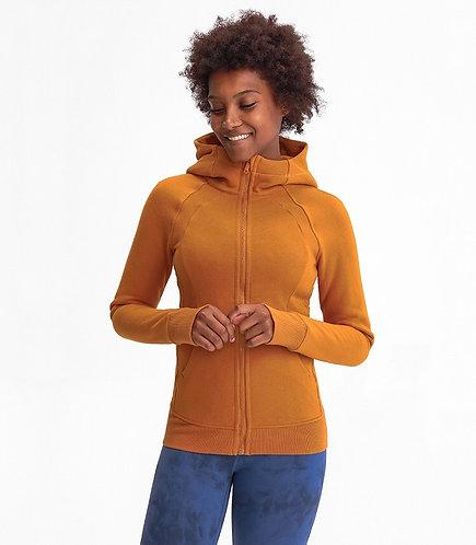 Hooded Define Jacket 4 Color
