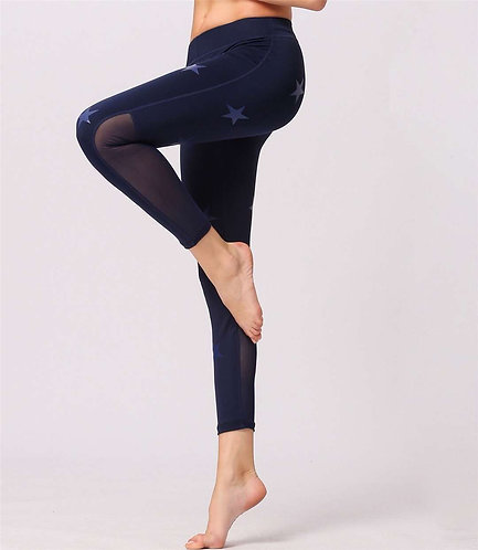 Midnight start Leggings