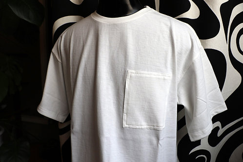"""THE POCKET TEE"" THE UNION/THE FABRIC"