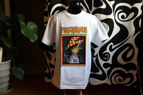 "PIZZANISTA! ""BANNED IN L.A. T-SHIRT"""