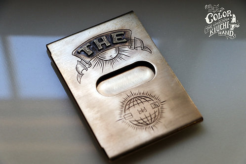 """THE CARD CASE (QP Collaboration)""  THE UNION / THE COLOR"