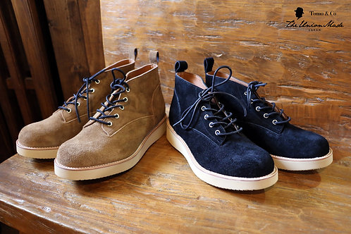 """Four star short boots/Tomotaka ""  THE UNION/THE COLOR"