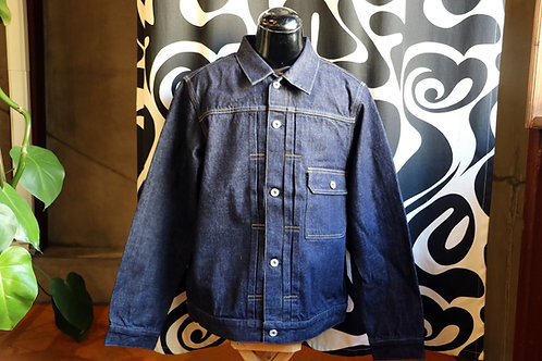"""1ST DENIM JACKET""  THE UNION/THE OVERALLS"