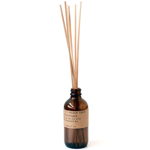 """P.F.Candle Co."" ""GOLDEN COAST / Reed Diffuser"""