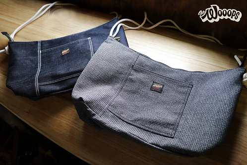 """THE UNION / THE WOOOPS """"REVERSIBLE BAG"""""""