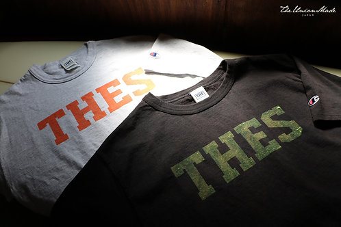 """""""OLD THES TEE"""" THE UNION / THE FABRIC"""