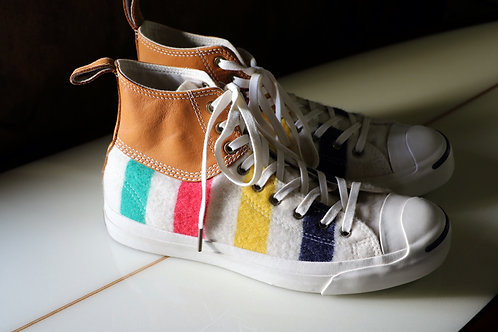 """""""Jack Purcell"""" CONVERSE × HUDSON'S BAY COMPANYコラボレーション"""