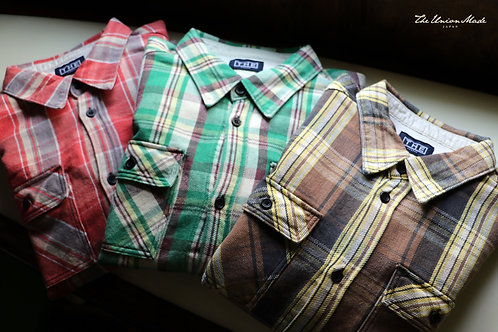 """""""OLD MAN SHIRTS""""  THE UNION / THE FABRIC"""