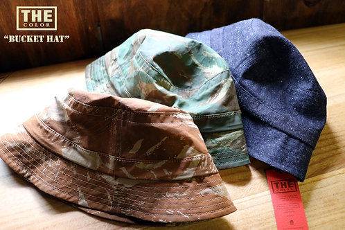"THE UNION / THE COLOR ""BUCKET HAT"""