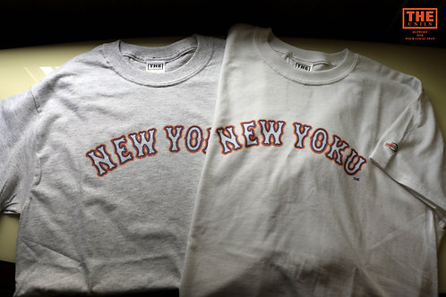 """NEW YOKU NEON TEE""  THE UNION / THE UNIIN"