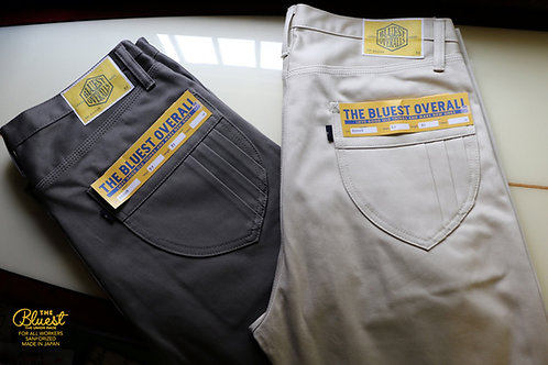"""WEST PANTS""  THE UNION / THE BLUEST OVERALLS"