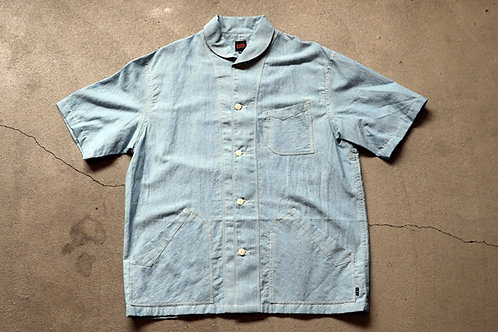 ROUND S/S SHIRTS  THE UNION / THE OVERALLS