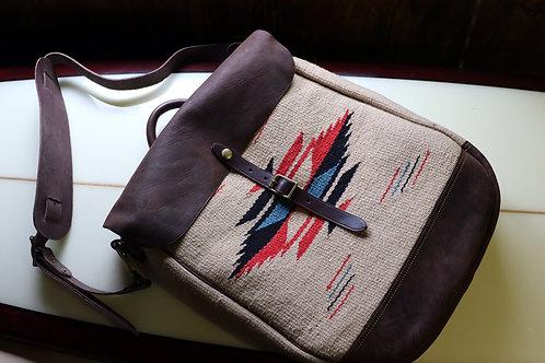 """""""HAND WOVEN SHOULDER BAG""""  Ralph Lauren / DOUBLE RL"""