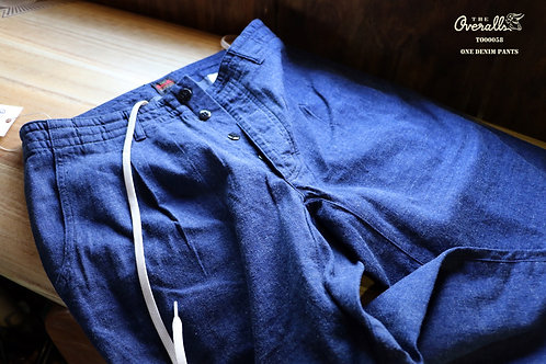 """THE UNION/THE OVERALLS """"ONE DENIM PANTS"""""""