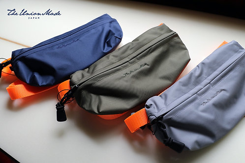 """Field Pouch(S size)""  THE UNION / THE COLOR"