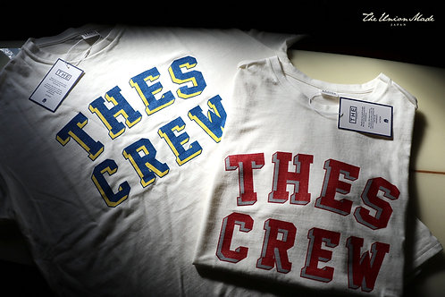 """THES CREW TEE""  THE UNION / THE FABRIC"