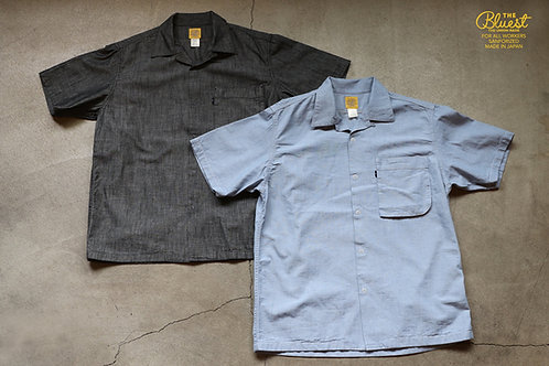 """""""S/S CHAMBRAY""""  THE UNION / THE BLUEST OVERALLS"""