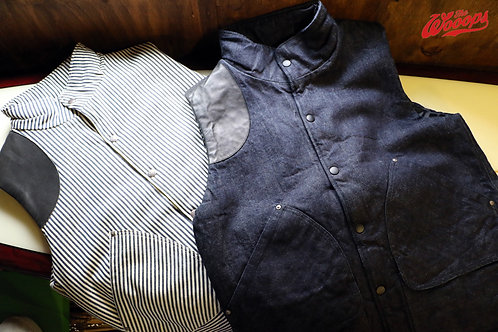 """HUNTER VEST""  THE UNION / THE WOOOPS"