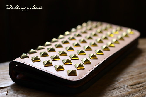 """THE UNION / THE COLOR  """"STUDS WALLET"""""""