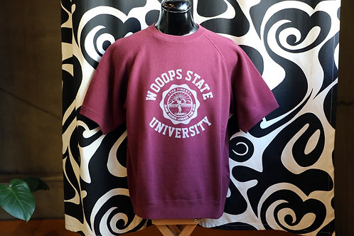 "THE UNION/THE WOOOPS ""COLLEGE HARF SWEAT"""