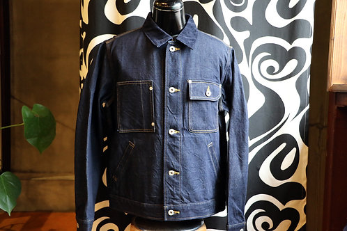 "THE UNION/THE OVERALLS ""THE MAN DENIM JACKET"""