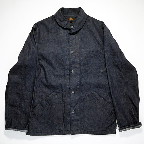 "THE UNION / THE OVERALLS  ""ROUND DENIM JACKET"""
