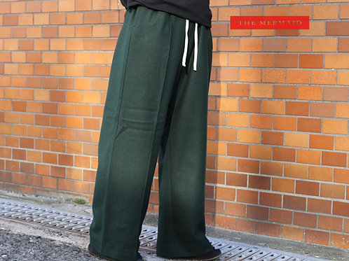 "THE MERMAID ""WOOL DOWN PANTS"""