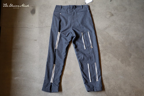 """WOOL PARACHUTE PANTS""  THE UNION / THE FABRIC"