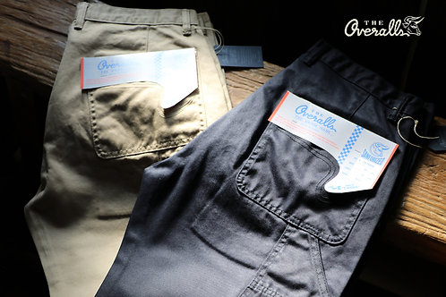 "THE OVERALLS ""CHINO PAINTER PANTS"""