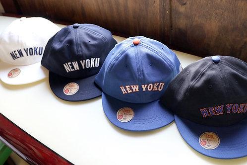 "NEW YOKU ""ON-REI"" LEAGUE CAP  THE UNION / THE UNIIN"