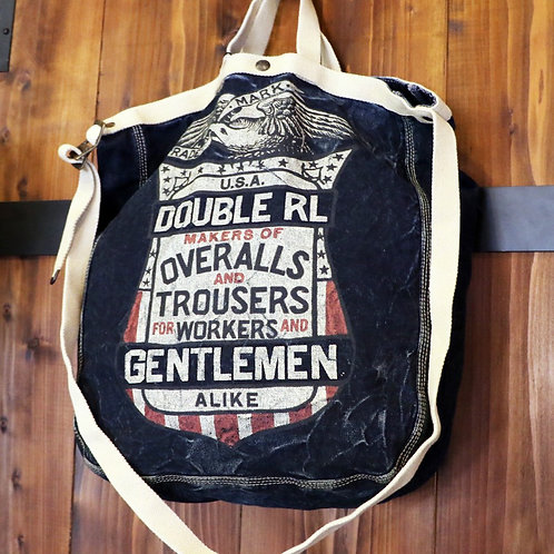 "Ralph Lauren / RRL  ""Indigo Tote Bag"""