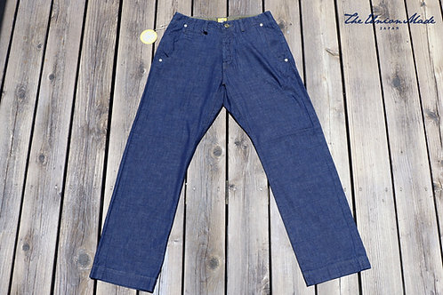 """DENIM CHINOS""  THE UNION / THE BLUEST"
