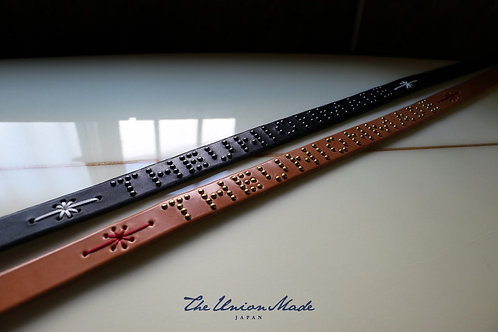"""""""THE STUDS BELT"""" THE UNION/THE COLOR"""
