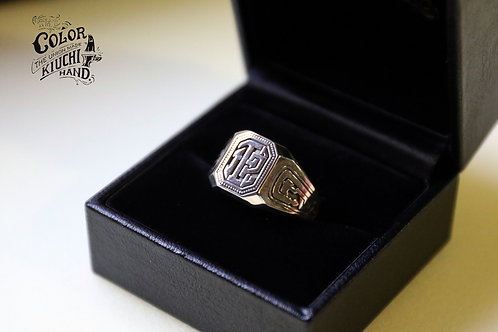 """""""The SIGNET RING""""  THE UNION / THE COLOR"""