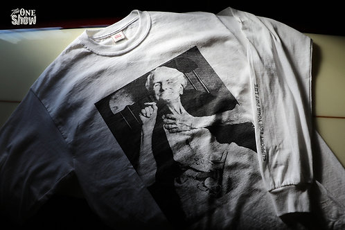 """""""GRAND MOTHER L/S TEE""""  THE UNION / THE ONE SHOW"""