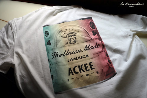 """ACKEE TEE""  THE UNION / THE FABRIC"